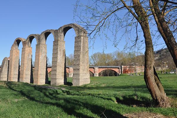 Acquedotto romano ad Acqui Terme